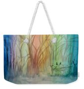 Finian's Rainbow Weekender Tote Bag