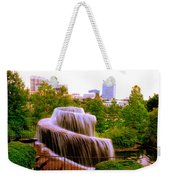 Finlay Park Fountain Summertime Weekender Tote Bag