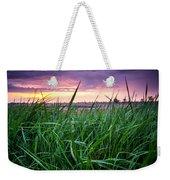 Finn Line Grass Weekender Tote Bag