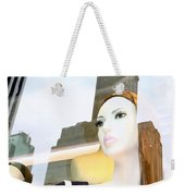 Fiona On 58th St Weekender Tote Bag