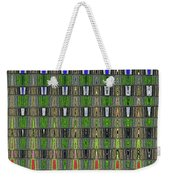 Fir Tree Forest Abstract #7215wt Weekender Tote Bag