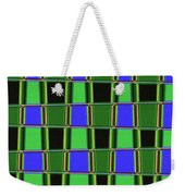 Fir Tree Fork Abstract #7075 Weekender Tote Bag