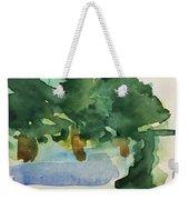 Fir Trees Weekender Tote Bag