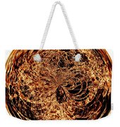 Fire Ball Weekender Tote Bag