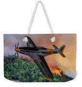 Fire Boss - Oil Weekender Tote Bag