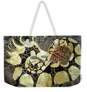 Fire Breathing Dragon Weekender Tote Bag