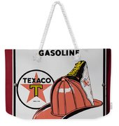 Fire-chief Sign Weekender Tote Bag