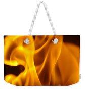 Fire Desires Art Fiery Hot New York Autumn Warmth Baslee Troutman Weekender Tote Bag