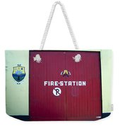 Fire Door In Macroom Ireland Weekender Tote Bag