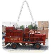 Fire Engine Of Older Years  Weekender Tote Bag