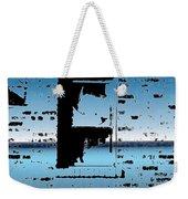 Fire Escape Window Weekender Tote Bag