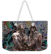 Fire Fighters Memorial Seattle Weekender Tote Bag