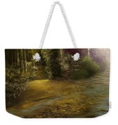 Fire Fly Trail Weekender Tote Bag