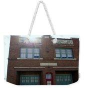 Fire House Weekender Tote Bag
