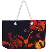 Fire In Hands  Weekender Tote Bag