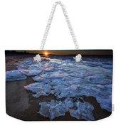 Fire Island Winter Weekender Tote Bag
