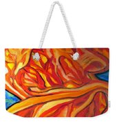 Fire, No Ice Weekender Tote Bag