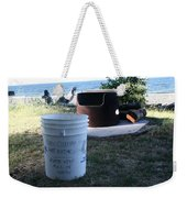 Fire Prevention - Vanvouver Island - Ca Weekender Tote Bag