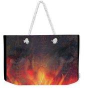 Fire Soul Weekender Tote Bag