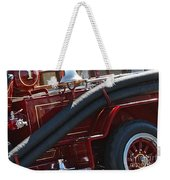 Fire Stuff Weekender Tote Bag