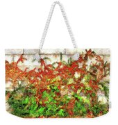 Fire Thorn - Pyracantha Weekender Tote Bag