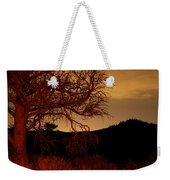 Fire Tree Weekender Tote Bag