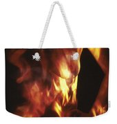 Fire Two Weekender Tote Bag by Arla Patch