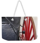 Fire Wagon Weekender Tote Bag