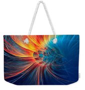 Fire Wind Weekender Tote Bag