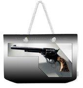 Firearms Tv Gunsmoke Marshall Dillon Colt Model 1873 Army Revolver Weekender Tote Bag