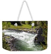 Firehole Canyon 2 Weekender Tote Bag