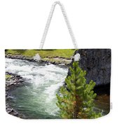 Firehole Fin Weekender Tote Bag