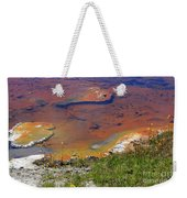 Firehole Lake Yellowstone National Park Weekender Tote Bag