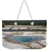 Firehole River And Pool Weekender Tote Bag