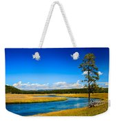 Firehole River Weekender Tote Bag