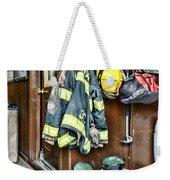 Fireman - Always Ready Weekender Tote Bag