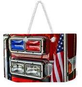 Fireman - Fire Truck Weekender Tote Bag