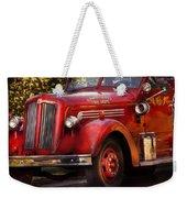 Fireman - The Garwood Fire Dept Weekender Tote Bag