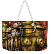Fireman - The Steam Boiler  Weekender Tote Bag