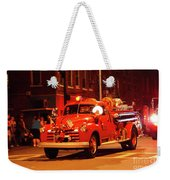 Fireman's Parade No. 3 Weekender Tote Bag