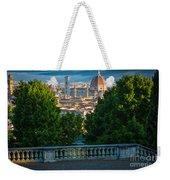 Firenze Vista Weekender Tote Bag
