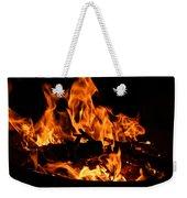 Firepit Weekender Tote Bag