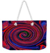 Fires Of Evil Wants Mother Earth Weekender Tote Bag