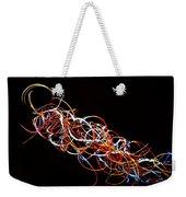 Fireweed Abstract  Weekender Tote Bag