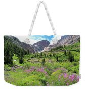 Fireweed Frenzy Weekender Tote Bag