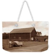 Firewood For Sale Weekender Tote Bag