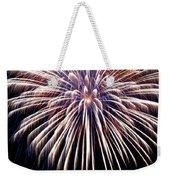 Firework Beauty Weekender Tote Bag