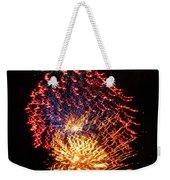 Firework Jewel Blast Weekender Tote Bag