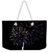 Fireworks 12 Weekender Tote Bag