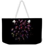 Fireworks 13 Weekender Tote Bag